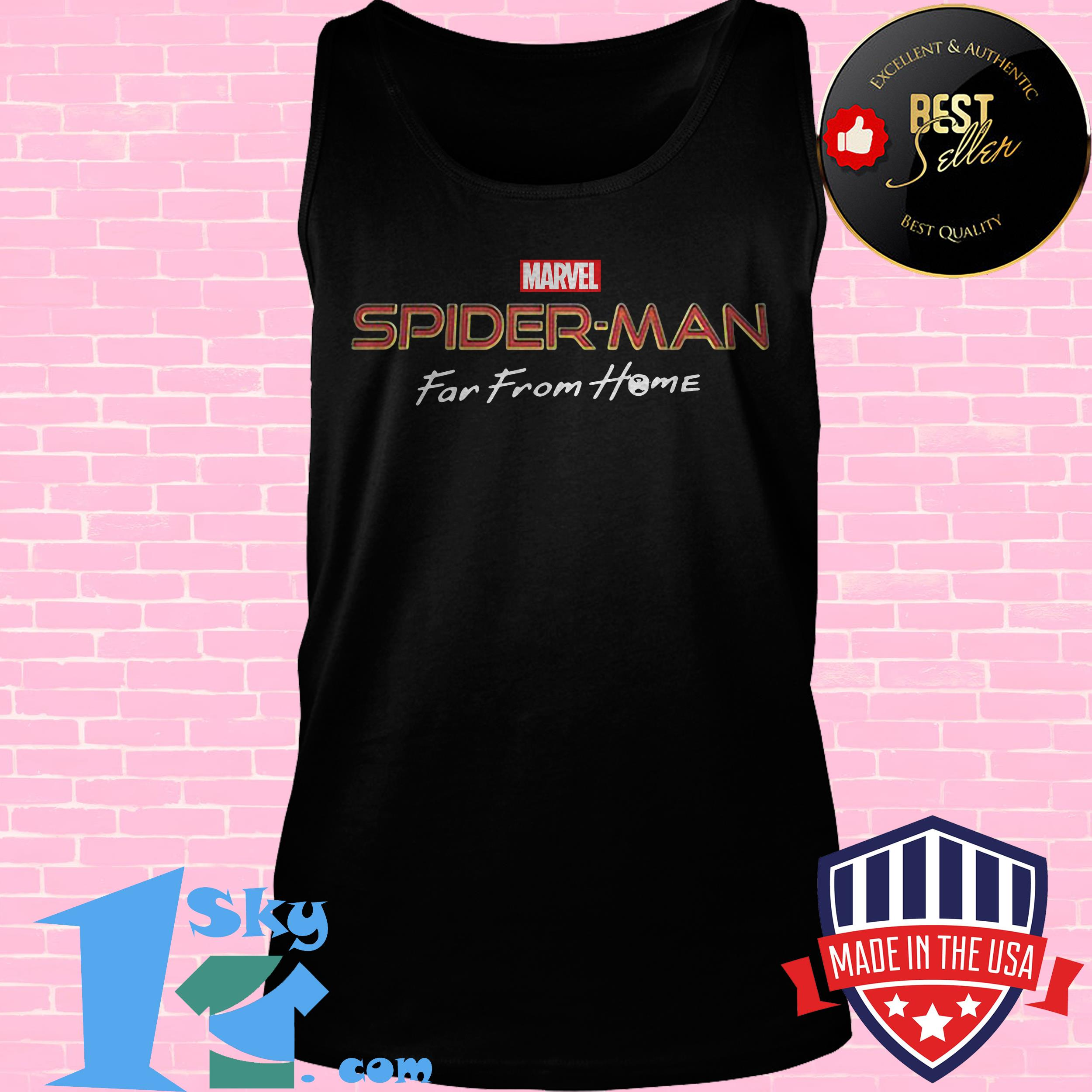 Marvel Spider-Man Far From Home Shirt