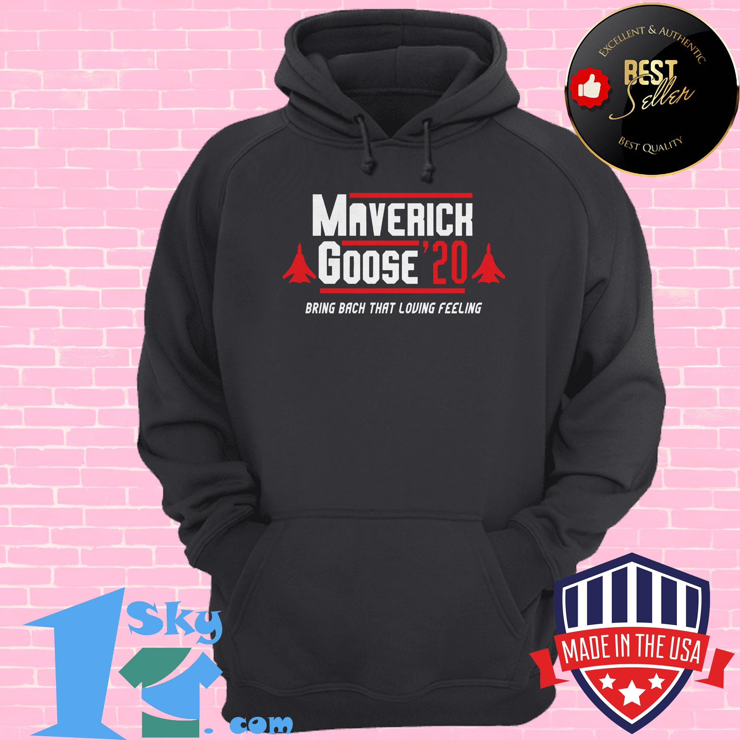 maverick goose 20 bring back that loving feeling hoodie 1 - Maverick Goose 20 Bring Back That Loving Feeling Shirt