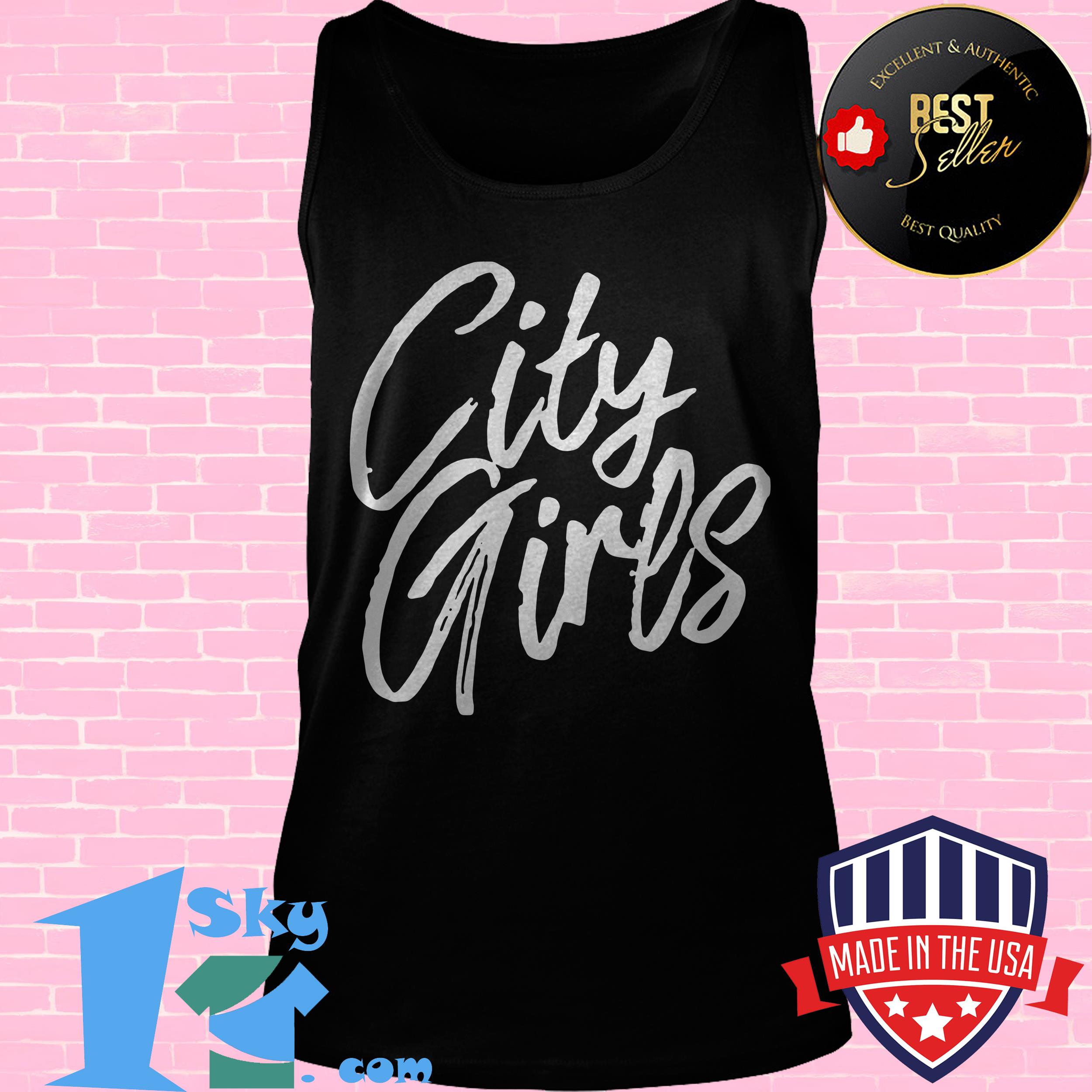 official city girls sorella tank top - Official City Girls Sorella Shirt
