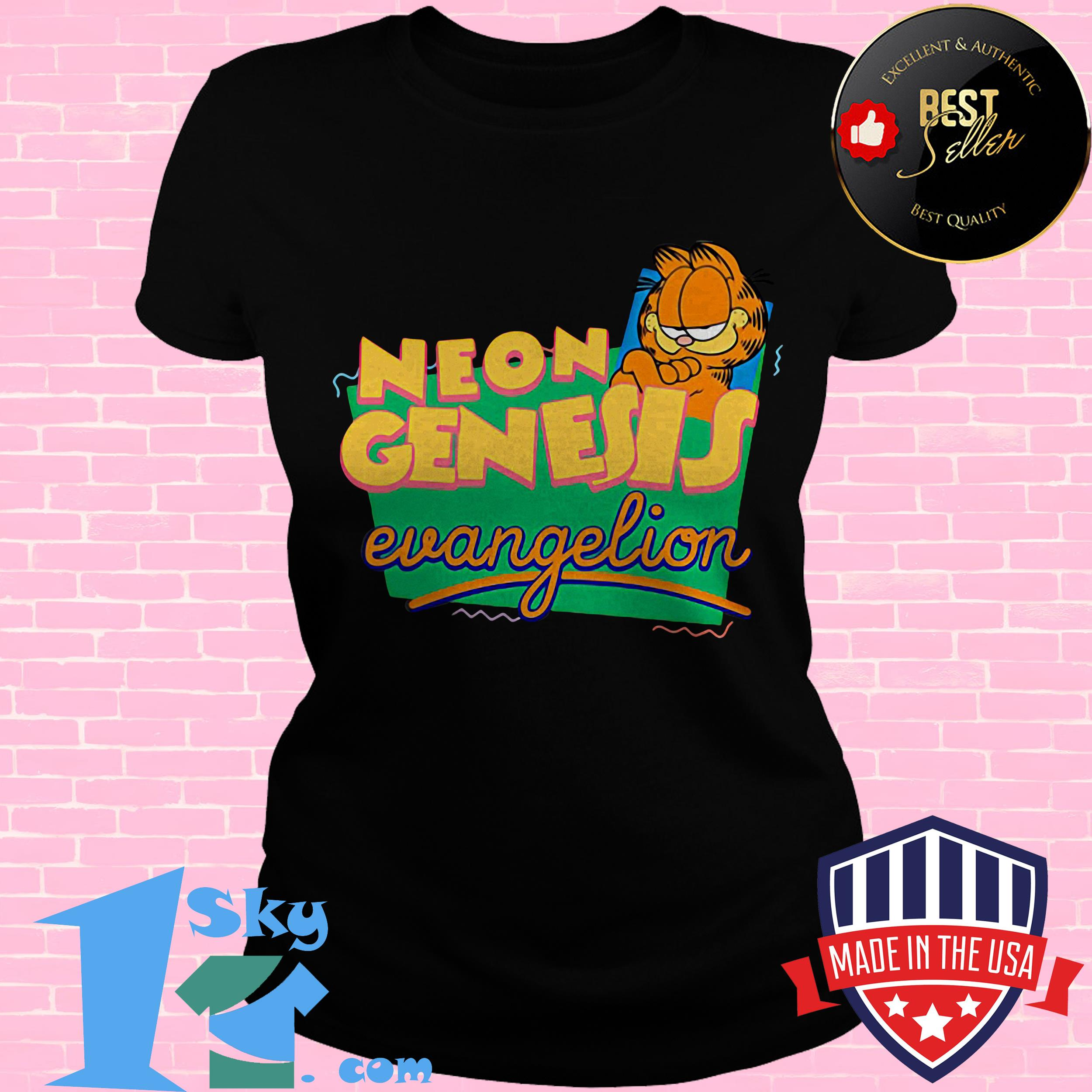 official neon genesis evangelion ladies tee - Official Neon Genesis Evangelion Shirt