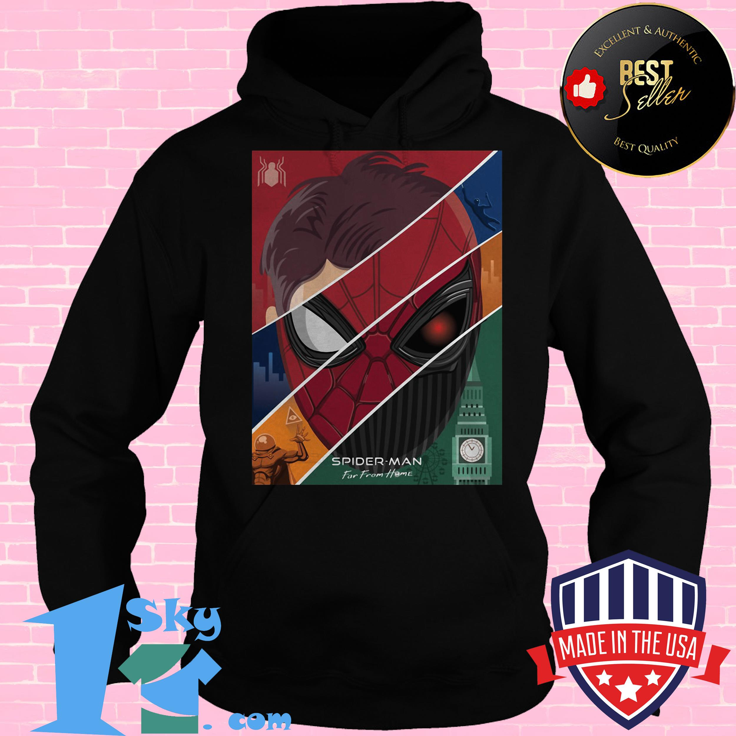 marvel spider man far from home hoodie - Marvel Spider-Man Far From Home shirt