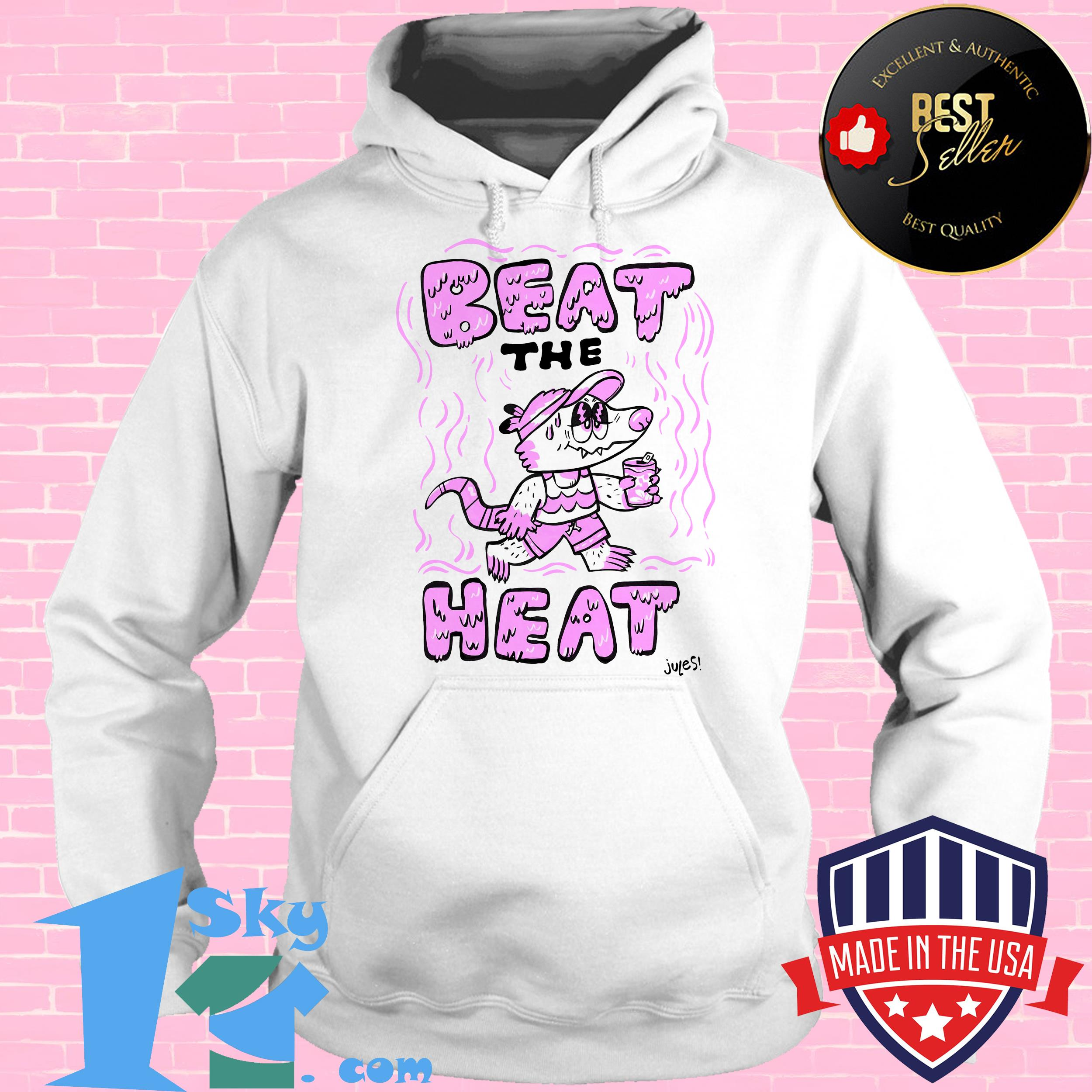 official beat the heat jules hoodie - Official Beat The Heat Jules shirt