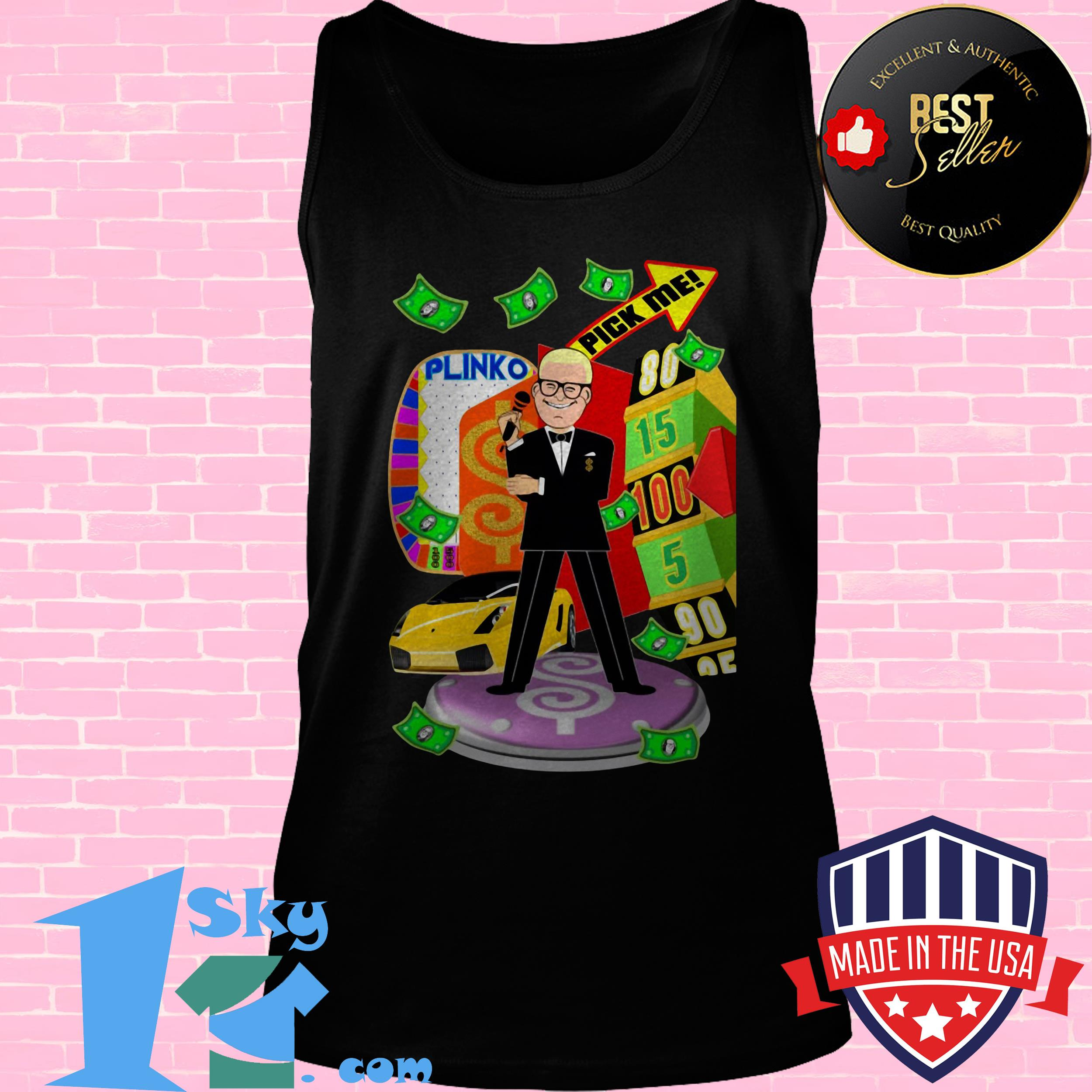 the price is right game show contestant tank top - The Price Is Right Game Show Contestant shirt