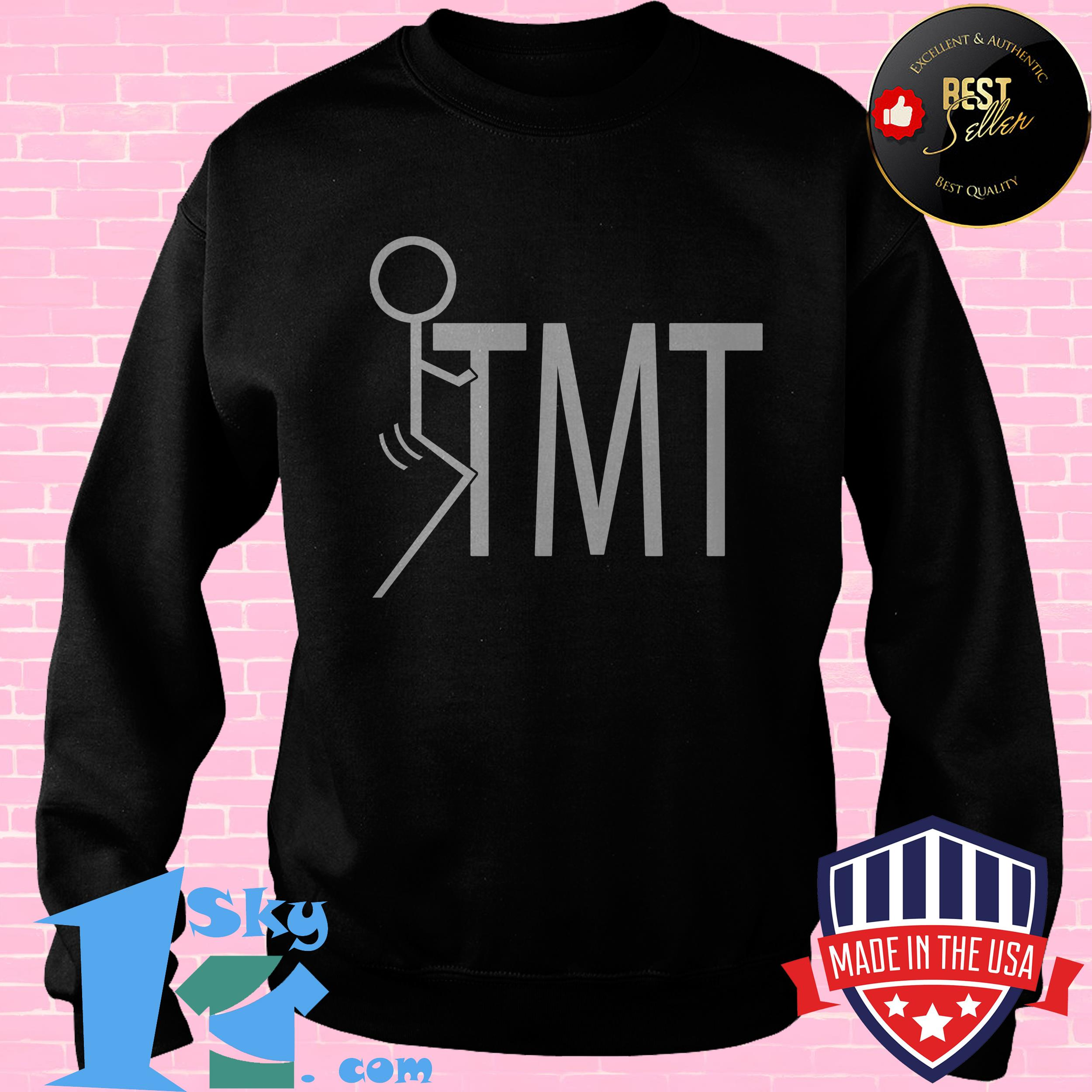 official tmt the money team sweatshirt - Official TMT The Money Team shirt