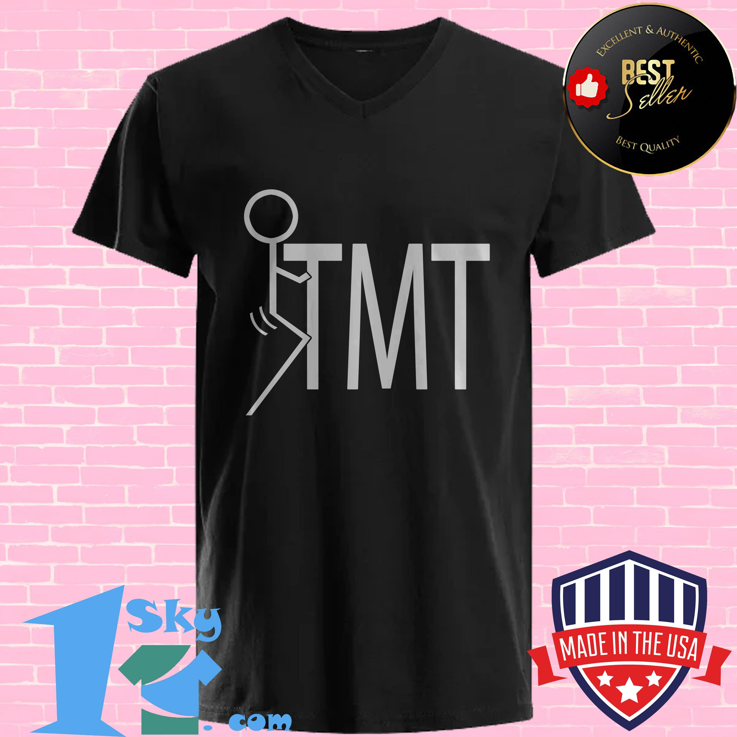 official tmt the money team v neck - Official TMT The Money Team shirt
