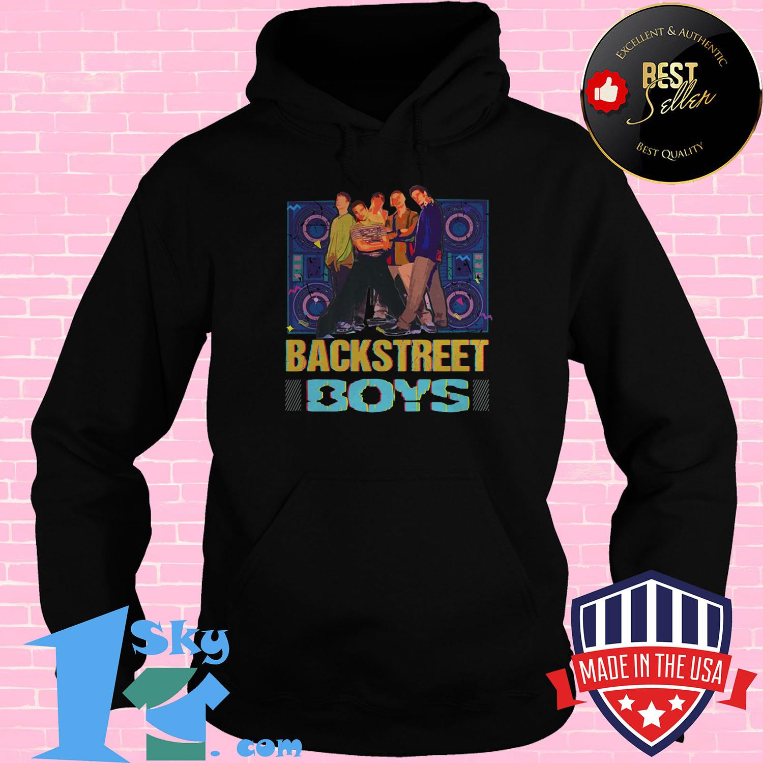 90s backstreet boys vintage back boys music band hoodie - 90s Backstreet Boys Vintage Back Boys Music Band shirt