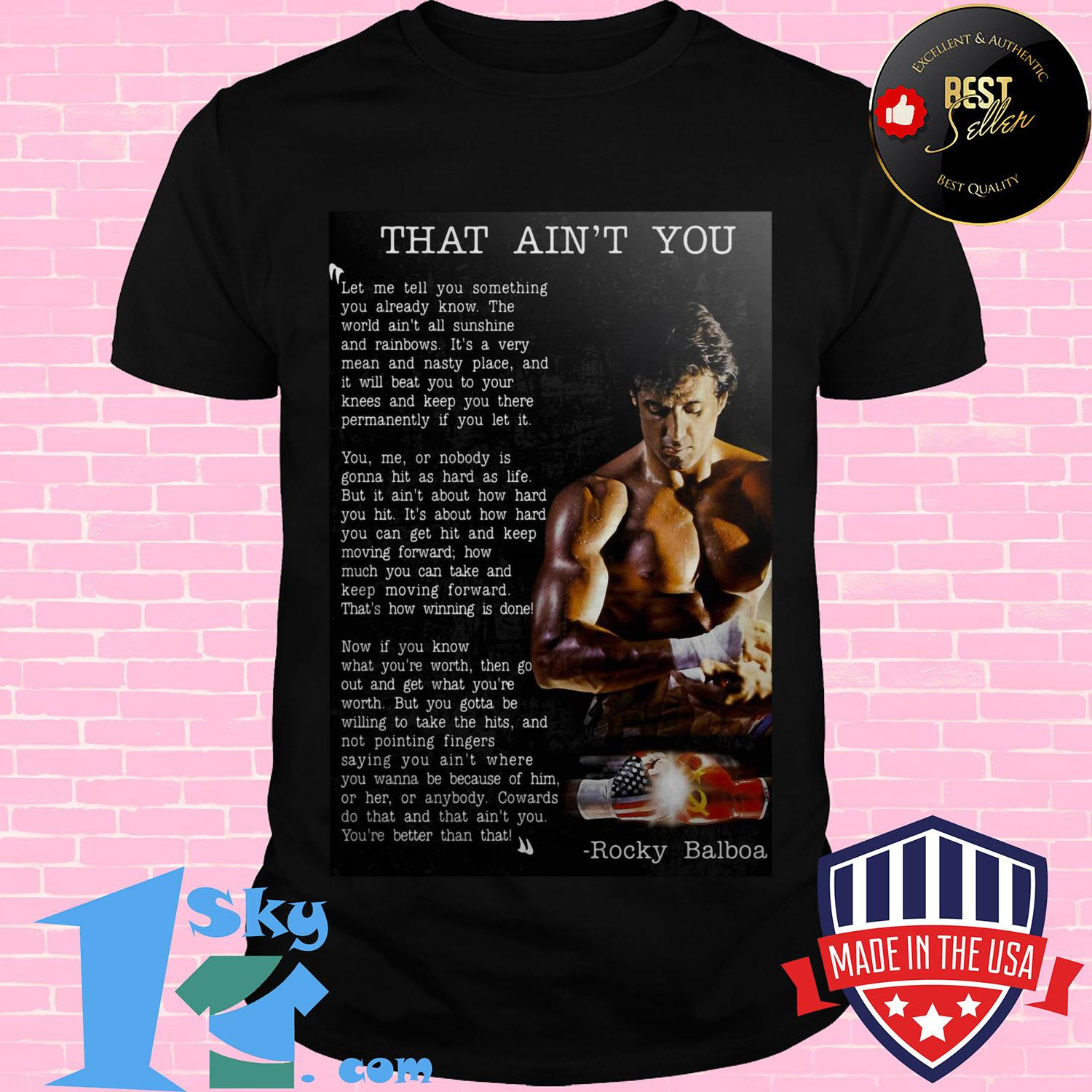 that aint you let me tell you something you already know ladies tee - That Ain't You Let Me Tell You Something You Already Know shirt