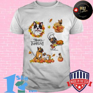 frenchie dog cook happy thanks giving shirt Unisex 300x300 - Shop trending - We offer all trend shirts - 1SkyTee