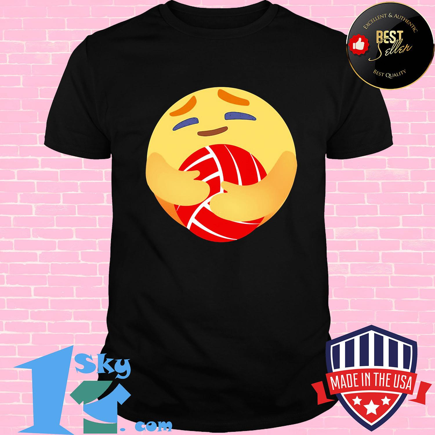 a34f71dd icon hug care volleyball shirt unisex shirt - Shop trending - We offer all trend shirts - 1SkyTee