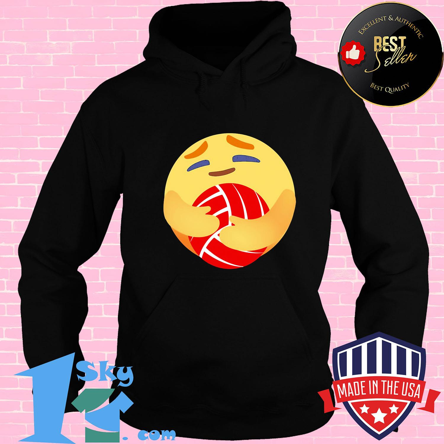 e4e73661 icon hug care volleyball shirt hoodie - Shop trending - We offer all trend shirts - 1SkyTee