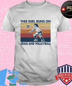 059bd185 this girl runs on jesus and volleyball vintage retro shirt unisex 247x296 - Shop trending - We offer all trend shirts - 1SkyTee