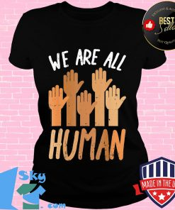 Juneteenth we are all human s V-neck