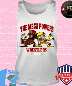 The Mega powers wrestlers man s Tank top