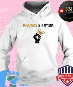Greatness Is In My DNA Black Lives Matter Shirt Hoodie