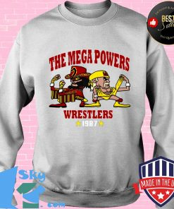 The Mega powers wrestlers man s Sweater