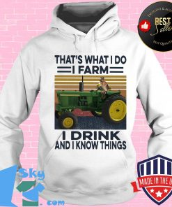 ff6bc751 that s what i do i farm i drink and i know things dog car plows green vintage retro shirt hoodie 247x296 - Shop trending - We offer all trend shirts - 1SkyTee