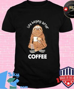 bbd74643 life beging after coffee sloth shirt unisex 247x296 - Shop trending - We offer all trend shirts - 1SkyTee