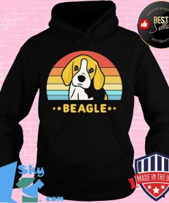 Official Beagle Vintage Retro Shirt