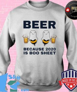 Bear because 2020 is boo sheet s Sweater