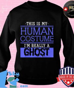 Funny Ghoul Halloween Costume Party Gift Halloween T-Shirt Sweater