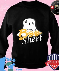 2020 Boo Sheet Shirt for Women Men Funny Halloween T-Shirt