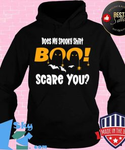 Boo! Does My Spooky Scare You Halloween Fun T-Shirt