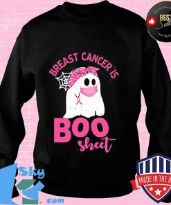 bdcbde21 halloween ghost breast cancer awareness is boo sheet shirt sweater 247x296 - Shop trending - We offer all trend shirts - 1SkyTee
