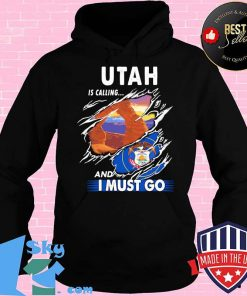 Utah is calling and I must go shirt