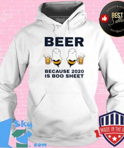 Bear because 2020 is boo sheet s Hoodie