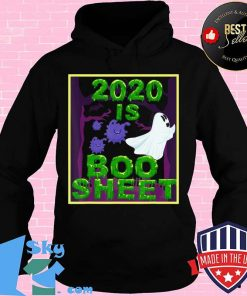 Halloween 2020 Scary Boo Sheet Ghost Costume Spooky Outfit T-Shirt