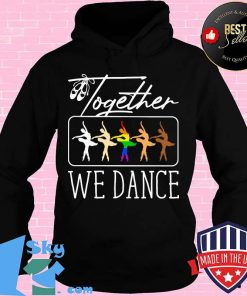Together We Dance LGBT Ballet Shirt