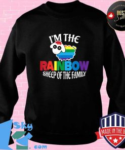 I'm the Rainbow Sheep of the Family Gay Pride T-Shirt Sweater