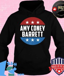 Mens Confirm Amy Coney For SCOTUS 2020 Amy Barrett Fill That Seat Premium T-Shirt Hoodie