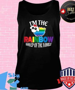 I'm the Rainbow Sheep of the Family Gay Pride T-Shirt Tank top