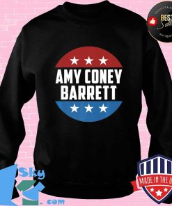 Mens Confirm Amy Coney For SCOTUS 2020 Amy Barrett Fill That Seat Premium T-Shirt Sweater