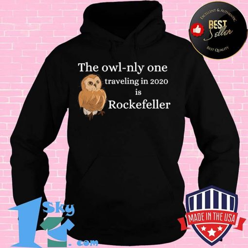 Rockefeller the owl new york 2020  shirt