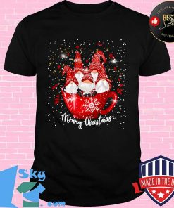 Merry Christmas Cup Gnomes Christmas 2020 Shirt Unisex