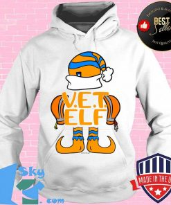 Elves coworker group vet elf swagazon associate christmas s Hoodie