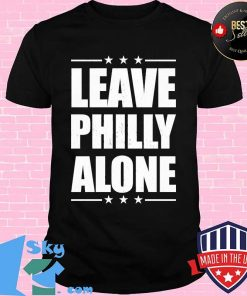 Leave Philly Alone Stars Election 2020 Hoodie Unisex