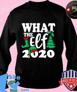 What the elf merry christmas 2020 s Sweater