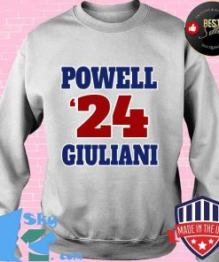 Powell giuliani 2024 sporty and patriotic graphic s Sweater