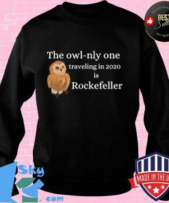 Rockefeller the owl new york 2020 s Sweater