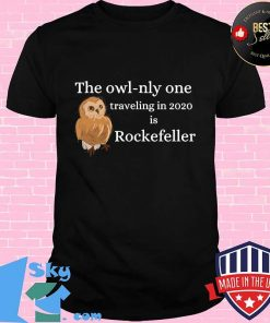 Rockefeller the owl new york 2020 s Unisex