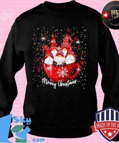 Merry Christmas Cup Gnomes Christmas 2020 Shirt Sweater