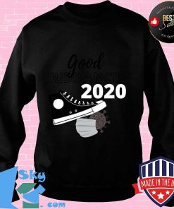 Good riddance looking ahead in 2021 focused motivate reach in reach out s Sweater