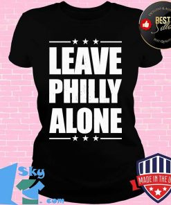 Leave Philly Alone Stars Election 2020 Hoodie V-neck
