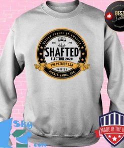 United States Of America Since 1776 Election 2020 Shafted Crafted Logo Shirt Sweater