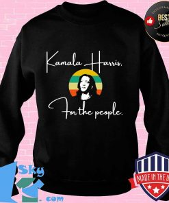 For the people madam vp harris quote biden inauguration 2021 s Sweater