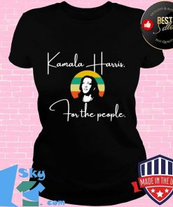 For the people madam vp harris quote biden inauguration 2021 s V-neck