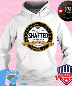 United States Of America Since 1776 Election 2020 Shafted Crafted Logo Shirt Hoodie